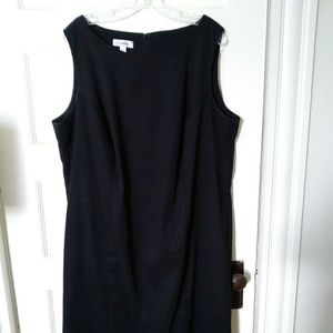 Short Sleeveless Black Dress with Floral Jacket